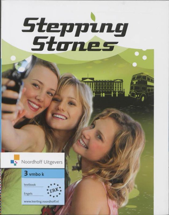 Textbook Vmbo k 3 Stepping Stones - Charmaine Andre |