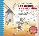 Las Increibles Aventuras de Don Quijote Y Sancho Panza / The Incredible Adventures of Don Quixote and Sancho Panza