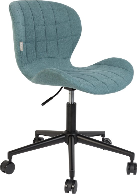 Zuiver Bureaustoel OMG blauw