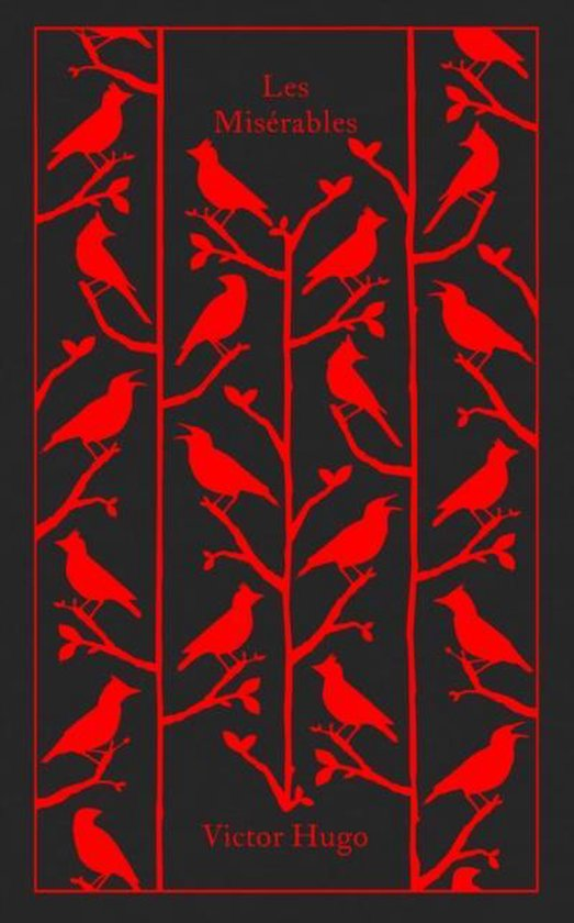 Boek cover Les Miserables van Victor Hugo (Hardcover)