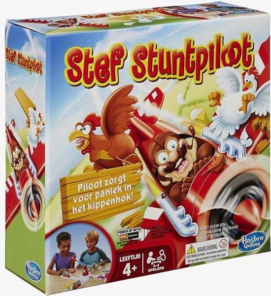 Thumbnail van een extra afbeelding van het spel Stef Stuntpiloot - Combinatie - Maat ONE SIZE