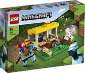 LEGO Minecraft De Paardenstal - 21171