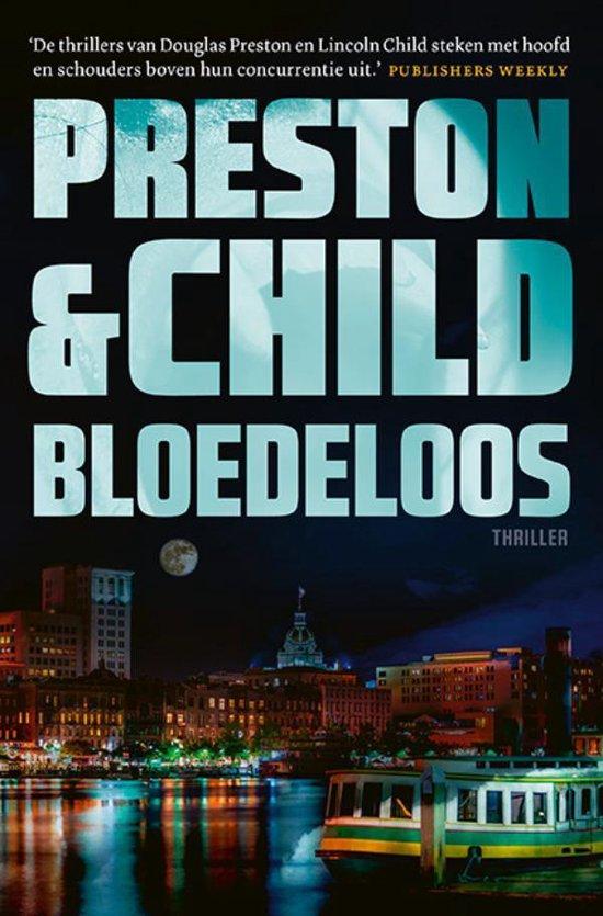 Boek cover Pendergast 20 -   Bloedeloos van Preston & Child (Paperback)