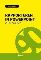 90 Minuten-reeks  -   Rapporteren in powerpoint in 90 minuten