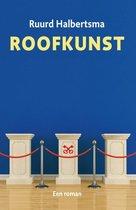 Boek cover Roofkunst van Ruurd Binnert Halbertsma