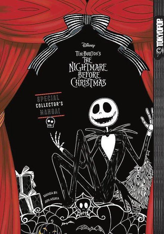 Disney Manga: Tim Burton's the Nightmare Before Christmas - The Collector's Edition: Special Collectors Manga