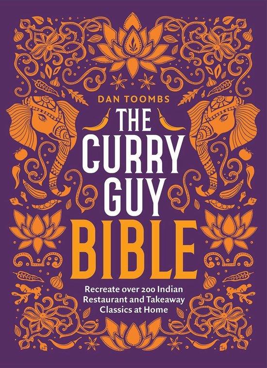 Boek cover The Curry Guy Bible van Dan Toombs (Onbekend)