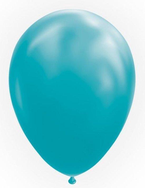 Globos Ballonnen 30,5 Cm Latex Turquoise 50 Stuks