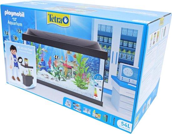 Tetra Starter Line Playmobil LED aquarium, 54 liter.