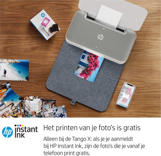 HP Tango X - Smart Home Printer