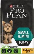 Pro Plan Small & Mini Puppy - Hondenvoer Kip Met Optistart - 3 kg