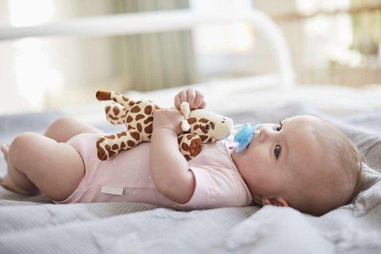 Philips Avent Fopspeen Knuffel - 0-6 Maanden - Girafje