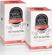 Royal Green - Astaxanthine - 60 softgels