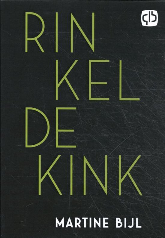 Boek cover Rinkeldekink van Martine Bijl (Hardcover)