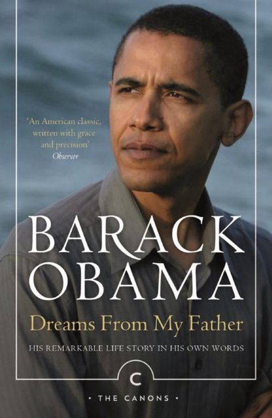 Boek cover Dreams From My Father van Barack Obama (Paperback)