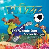 The weenie dog soccer player