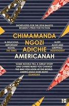 Boek cover Americanah van Chimamanda Ngozi Adichie (Onbekend)