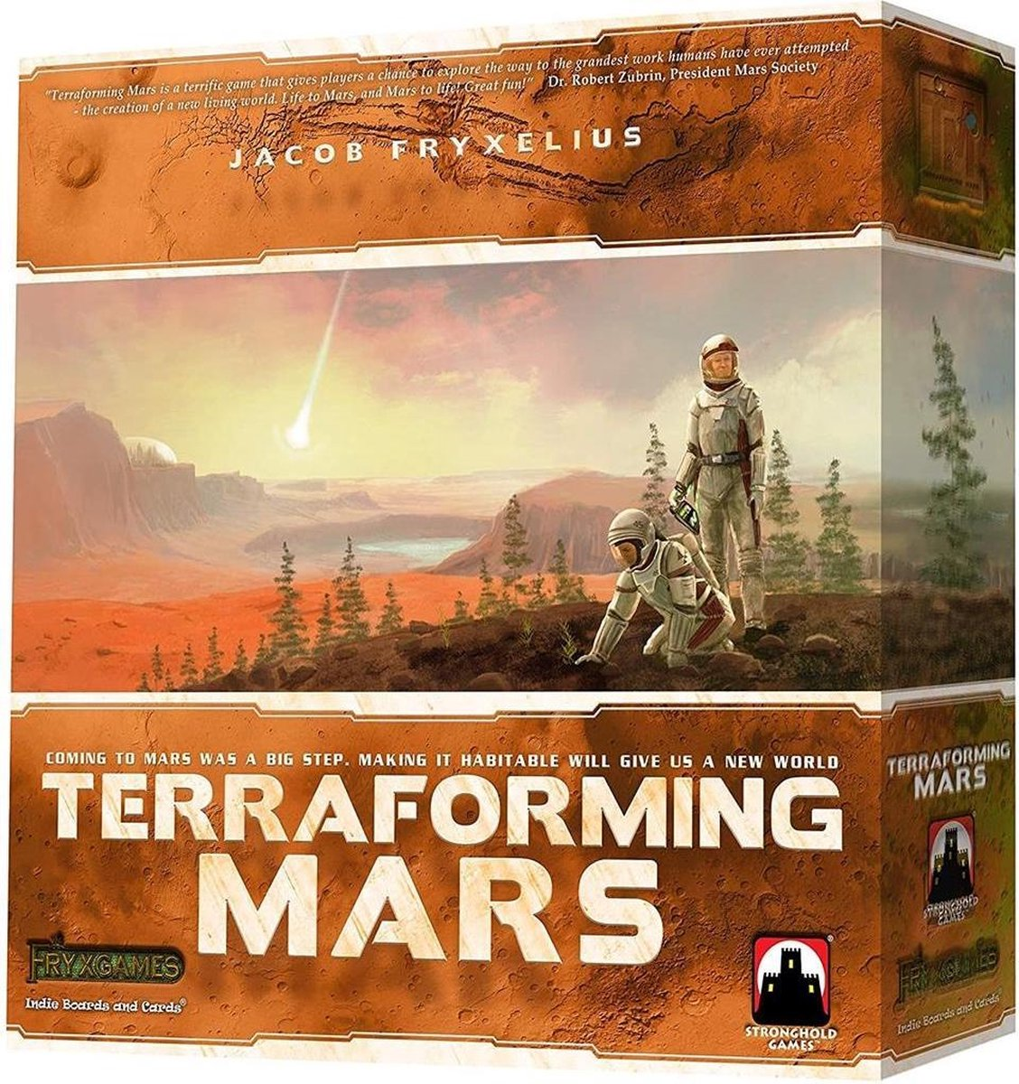 Terraforming Mars - Engelstalig Bordspel