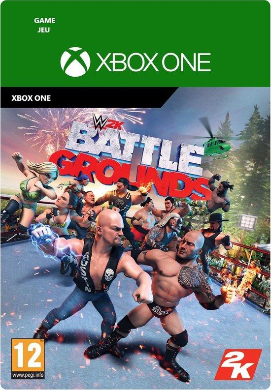 WWE 2K Battlegrounds – Xbox One download