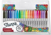 1x20 Sharpie permanent marker special edition kameleon