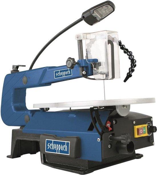 Scheppach SD1600V figuurzaagmachine 5901403903