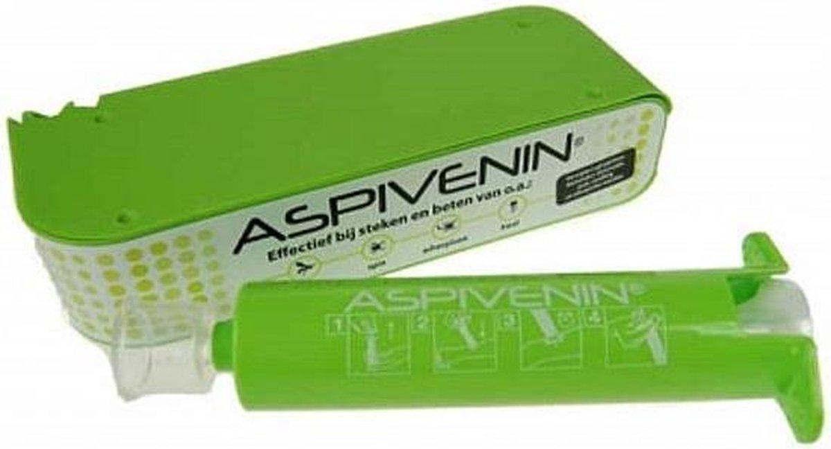 Uitzuigpompje - Aspivenin