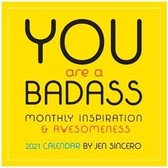 You Are a Badass 2021 Calendar