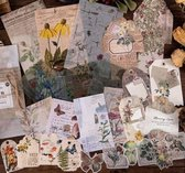 Vintage Papier / Stickerset - Back to 1487 - 5