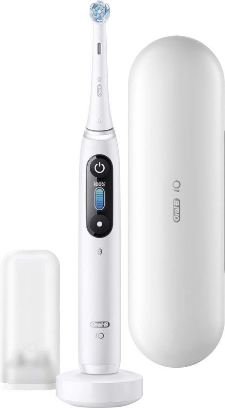Oral-B iO - 8n - Elektrische Tandenborstel - Wit