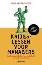 Krijgslessen voor managers