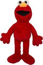 Rode Sesamstraat Elmo knuffel/pop 100 cm speelgoed - Sesame Street - Cartoon knuffels - Speelgoed voor jongens/meisjes/kinderen