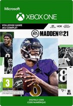 Madden NFL 21 Standard Edition - Xbox One Download