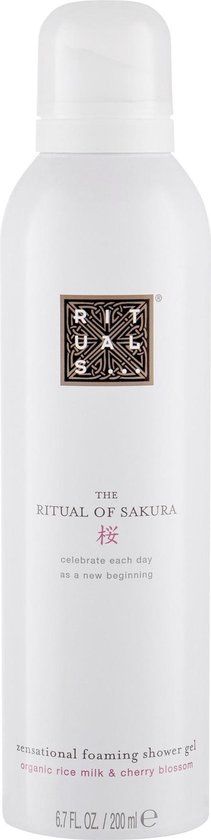 RITUALS The Ritual of Sakura - 200ml - Doucheschuim