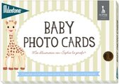 Milestone® Baby Photo Cards Mijlpaalkaart - Sophie la Girafe