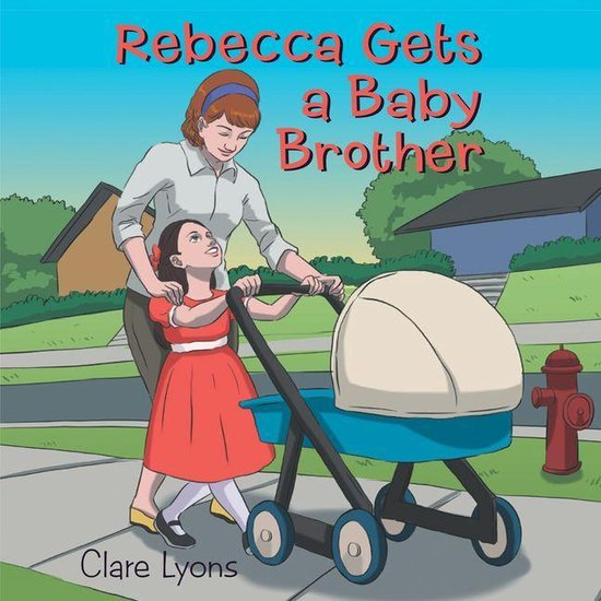 Rebecca Gets a Baby Brother