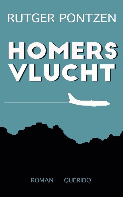 Homers vlucht - Rutger Pontzen |