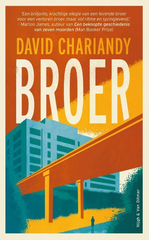 Broer - David Chariandy  