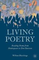 Omslag Living Poetry