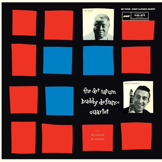 Art Tatum/Buddy Defranco Quartet