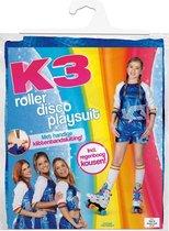 K3 Rollerdisco verkleedpak Maat 116
