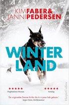 Boek cover Winterland van Kim Faber (Paperback)