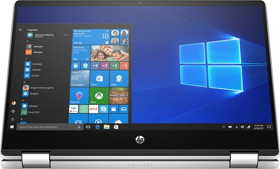 HP Pavilion x360 14-dh1739nd - 2-in-1 Laptop - 14 Inch