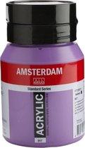 Amsterdam Standard Acrylverf 500ml 507 Ultramarijn Violet