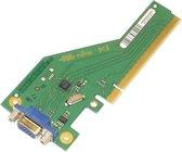 Fujitsu VGA Erweiterungskarte f. W580 D538 D938 P758 P958