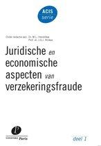 ACIS-serie 1 - Juridische en economische aspecten van verzekeringsfraude