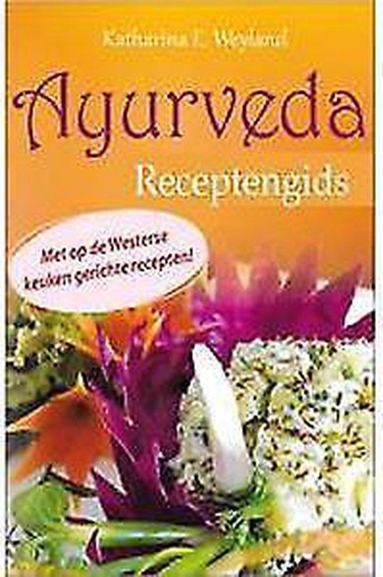 Ayurveda - receptengids - Katharina E. Weyland |