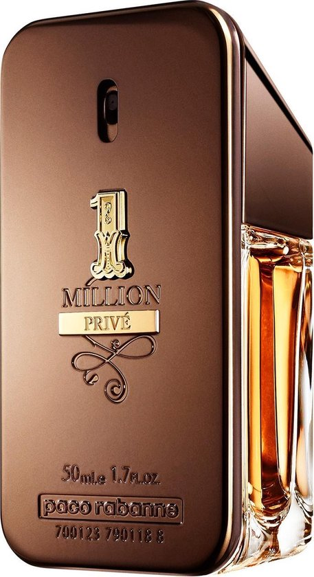 Paco Rabanne One Million Prive 50 ml - Eau de parfum - Herenparfum