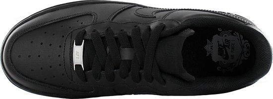 Nike Wmns Air Force 1 07 315115-038, Vrouwen, Zwart, Sneakers maat: 36 EU - Nike