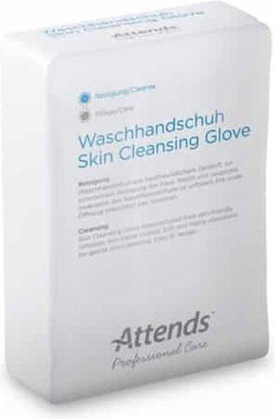 Van Heek Attends Cleansing Gloves - Droge washandjes - Van Heek