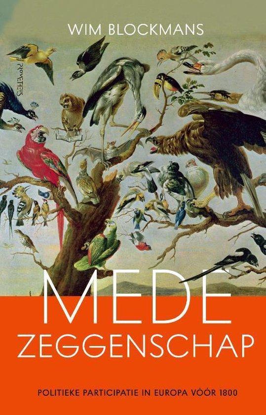 Boek cover Medezeggenschap van Wim Blockmans (Hardcover)